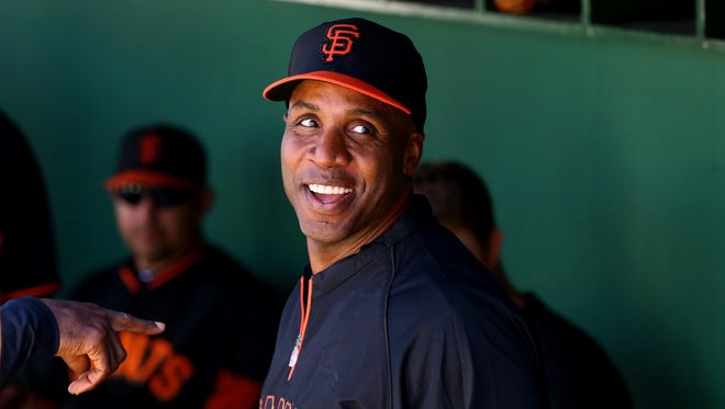 Barry Bonds has worked as a special instructor for the Giants since his final season in 2007.