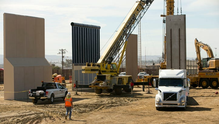 The weirdest questions people asked Border Patrol about building Trump's wall