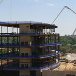 VA Hospital construction.