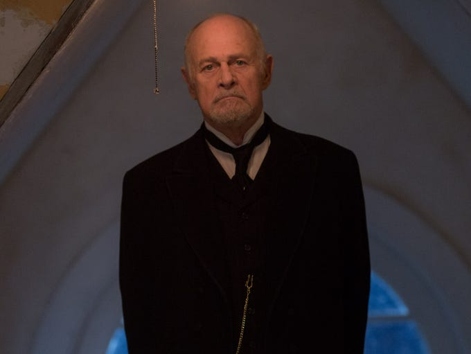 "Gerald McRaney stars in the horror movie ""The Disappointments"