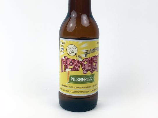 New Grist Pilsner, Lakefront Brewery, Milwaukee, 5.1