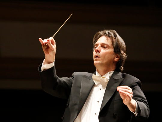 Daniel Meyer will enter his 12th and final full season with the Asheville Symphony Orchestra this September.
