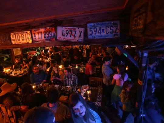 This year's Tachevah Semifinals Showcase is held at Pappy and Harriet's in Pioneertown Thursday, March 23, 2017.