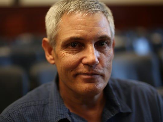 David Belcher became the first local Veterans Court