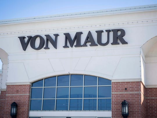 Von Maur President Jim von Maur was in West Des Moines Wednesday, Feb. 7, 2018, to make the announcement that they plan to open a store at the Jordan Creek Town Center mall in West Des Moines in 2022.