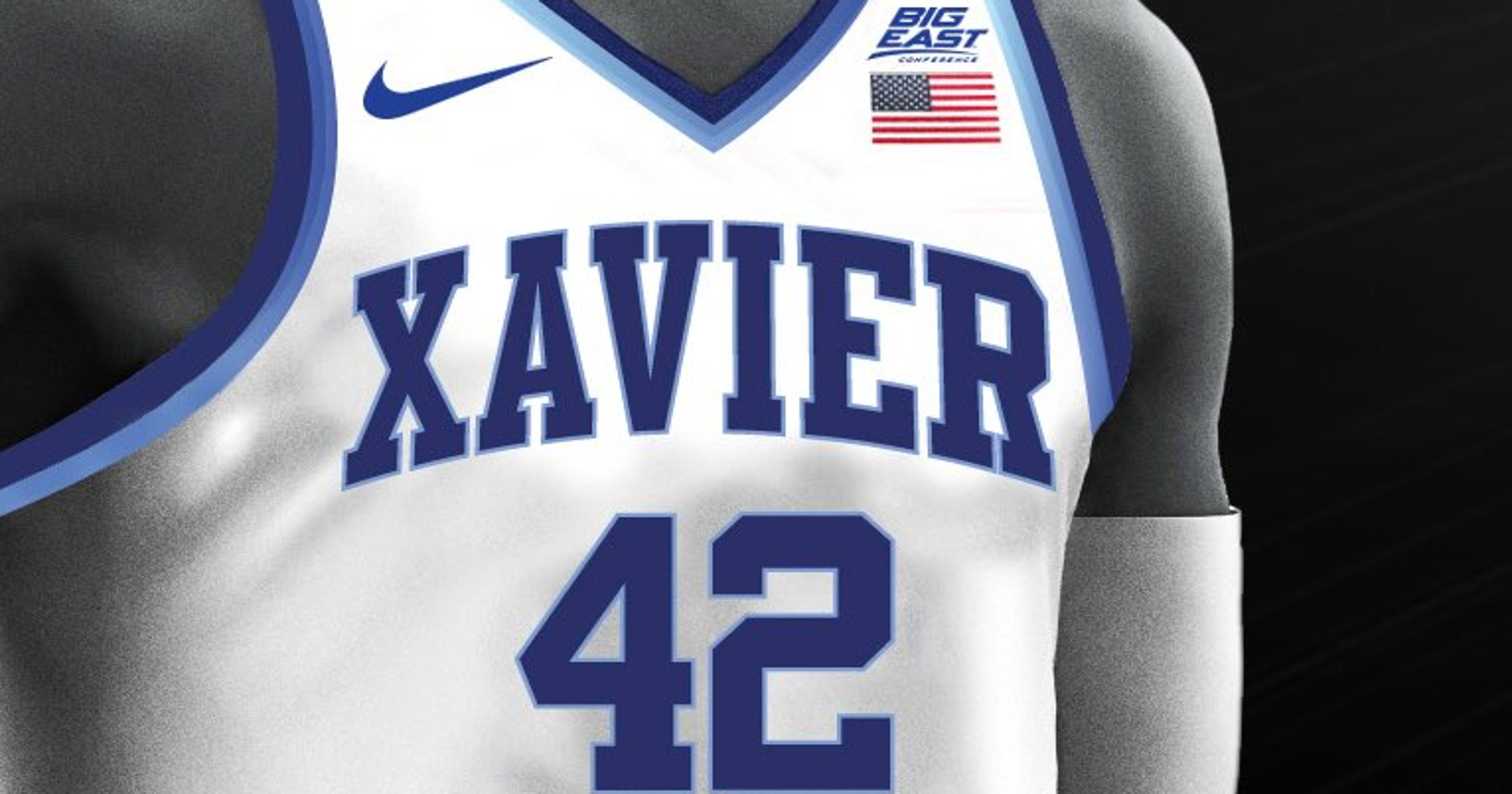 the best attitude 2a56f cd044 Xavier keeps a steady stream of uniforms coming