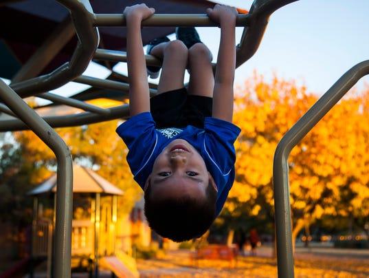 hance park playground