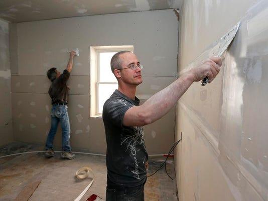 drywall finish