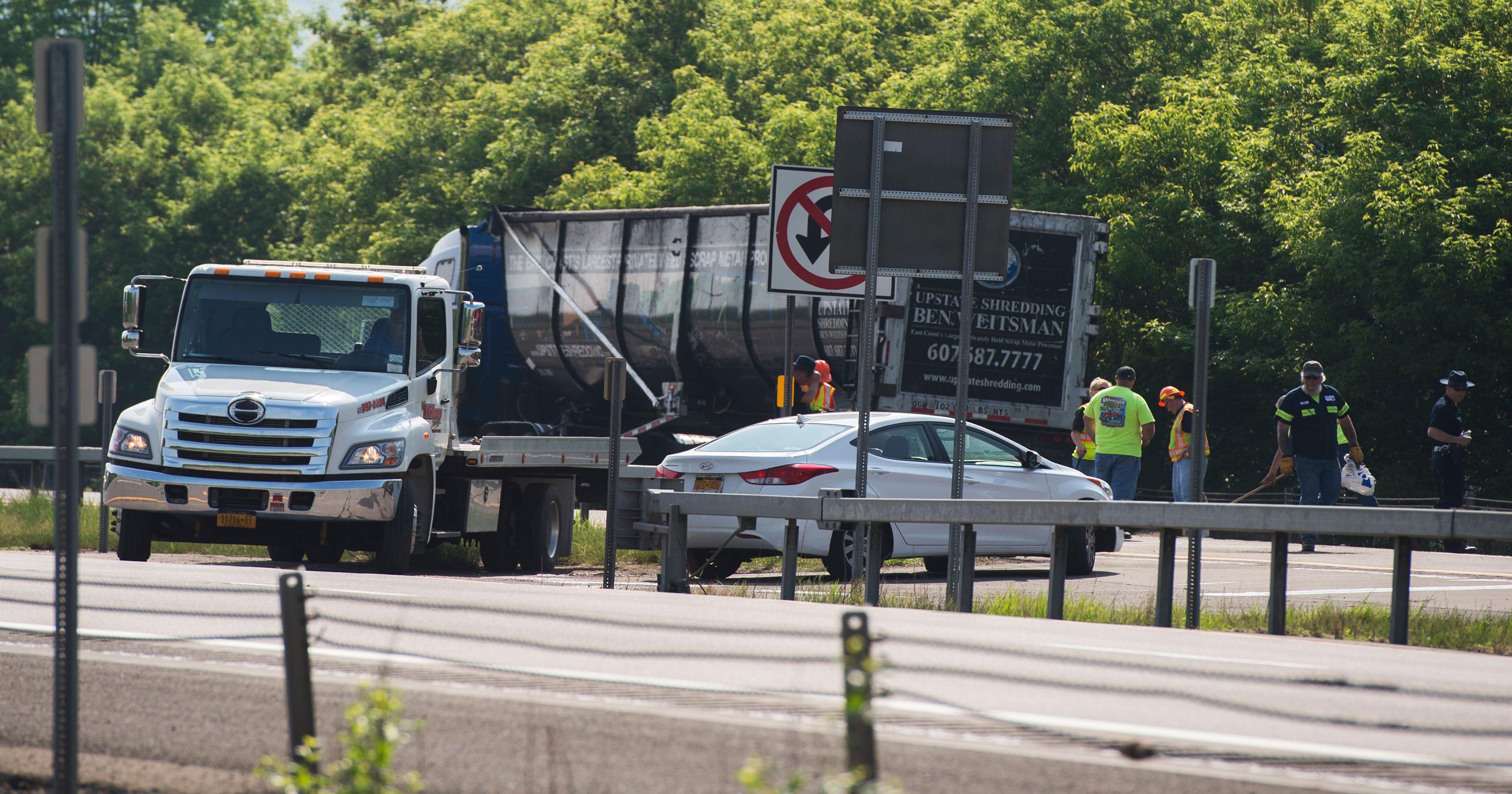 FATAL WRECK: Owego man crashed into tractor-trailer