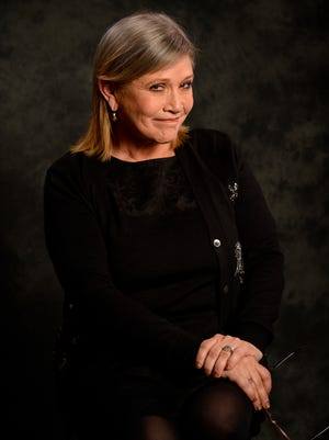 Carrie Fisher, you and Gary are the best.