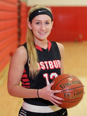 Oostburg girls basketball player Olivia Meerdink is this week's Senior Spotlight.