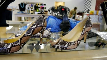 The YWCA's 2616 ladies bargain boutique helps support some of the group's programs.