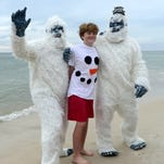Area beaches to mark the new year with plunges, dips and other events
