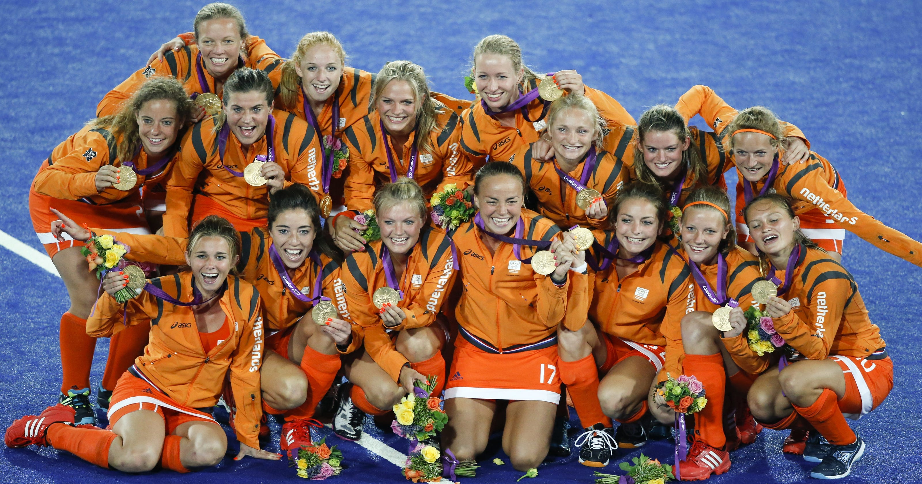 9834b40269e Tiny Netherlands produces big results in field hockey