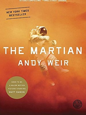 """The Martian,"" Andy Weir"