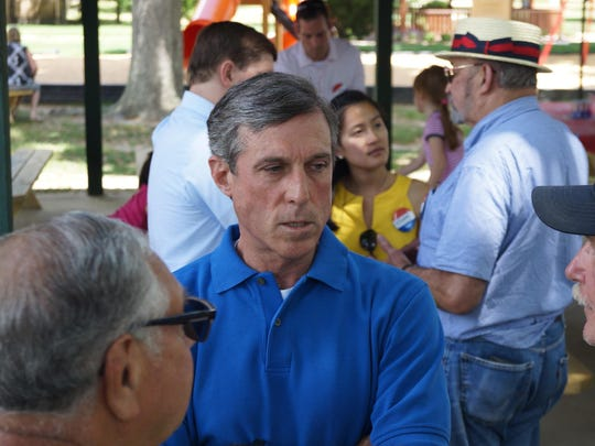 """U.S. Rep. John Carney, D.-Del., in Ocean View on Sunday, talked about Beau Biden. """"He was incredibly sweet and principled,"""" Carney said of Beau Biden."""