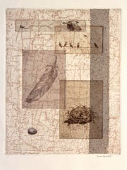 A piece by Dona Barnett.