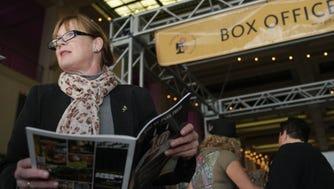 Garden State Film Festival co-founder Diane Raver of Sea Girt, pictured in 2012.