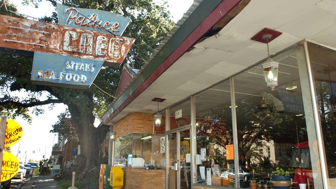 The Palace Cafe in downtown Opelousas is the winner of this year's Main Street Redevelopment Incentive Grant.