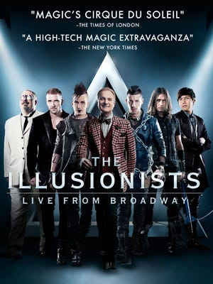 """""""The Illusionists"""" is among shows on the 2016-17 Broadway in Jackson lineup."""