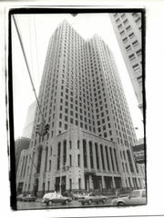 The Buhl Building in 1992.