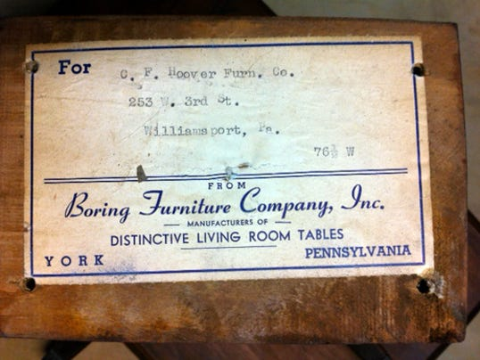 Boring-Furniture
