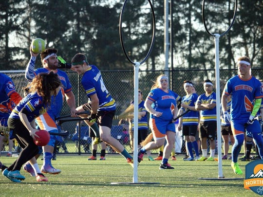 US Quidditch NW Regional Championship, Feb. 6 and 7