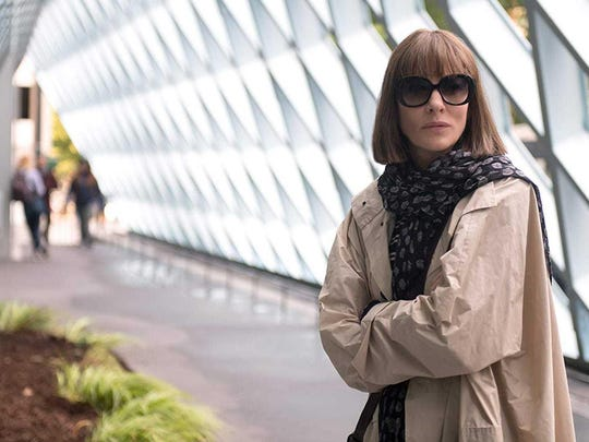 "Cate Blanchett in ""Where'd You Go, Bernadette."" (Annapurna Pictures/IMDb/TNS)"