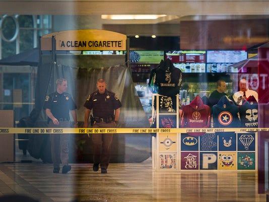 Mall Death-Michigan