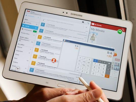 Samsung Note Tablet