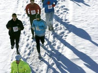 Forget the treadmill. The Lansing area has plenty of places to run or walk in wintertime — with a little creativity and an eye on the weather, you can still get your daily dose of exercise and beat cabin fever.