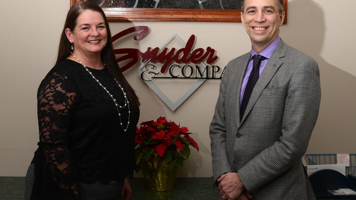 Snyder & Company wins Small Business award