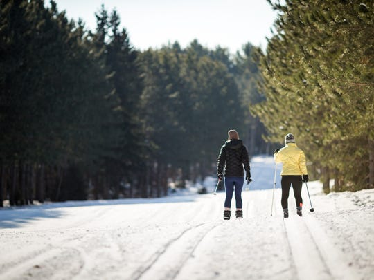 Nine Mile County Forest south of Wausau features 30