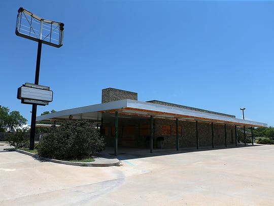 A boarded up Sonic Drive-In has been vacant for a few
