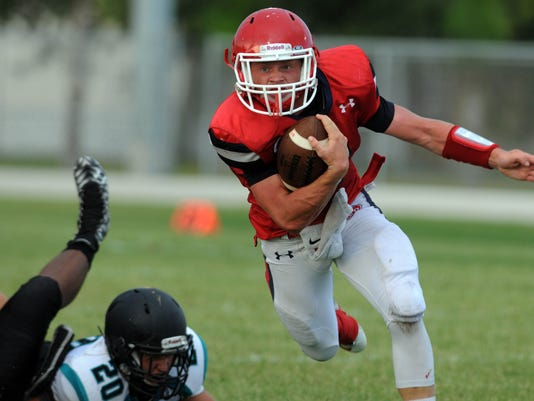 High School Football: Pine Ridge at Cocoa Beach