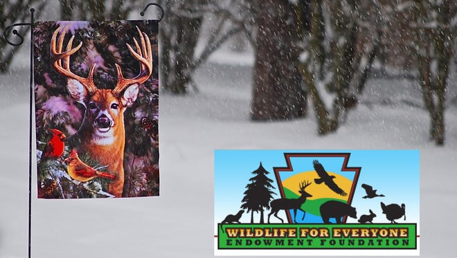 Wildlife is one of Pennsylvania's greatest gifts, and the Wildlife For Everyone Endowment Foundation is working to keep it that way. Merry Christmas to one and all!