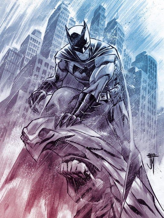 Batman Manapul
