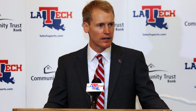 Louisiana Tech coach Eric Konkol has been on both sides of an NBA carousel that has had a domino effect on his staff.