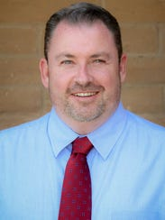 Michael Walker will serve as Sutro Elementary School's