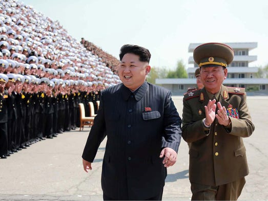 North Korea's official Korean Central News Agency released