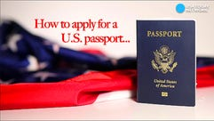 A guide to applying for a U.S. passport. For more information