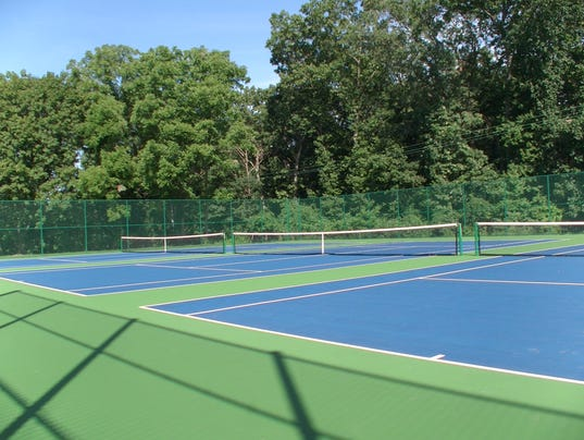 Susky tennis court