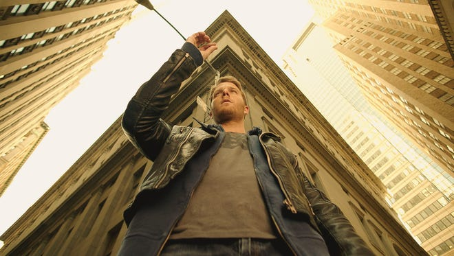 """""""Limitless,"""" based on the 2011  feature film about Brian Finch (Jake McDorman), who discovers the brain-boosting power of the mysterious drug NZT and is coerced by the FBI into using his extraordinary cognitive abilities to solve complex cases for them, is  due on CBS this fall."""