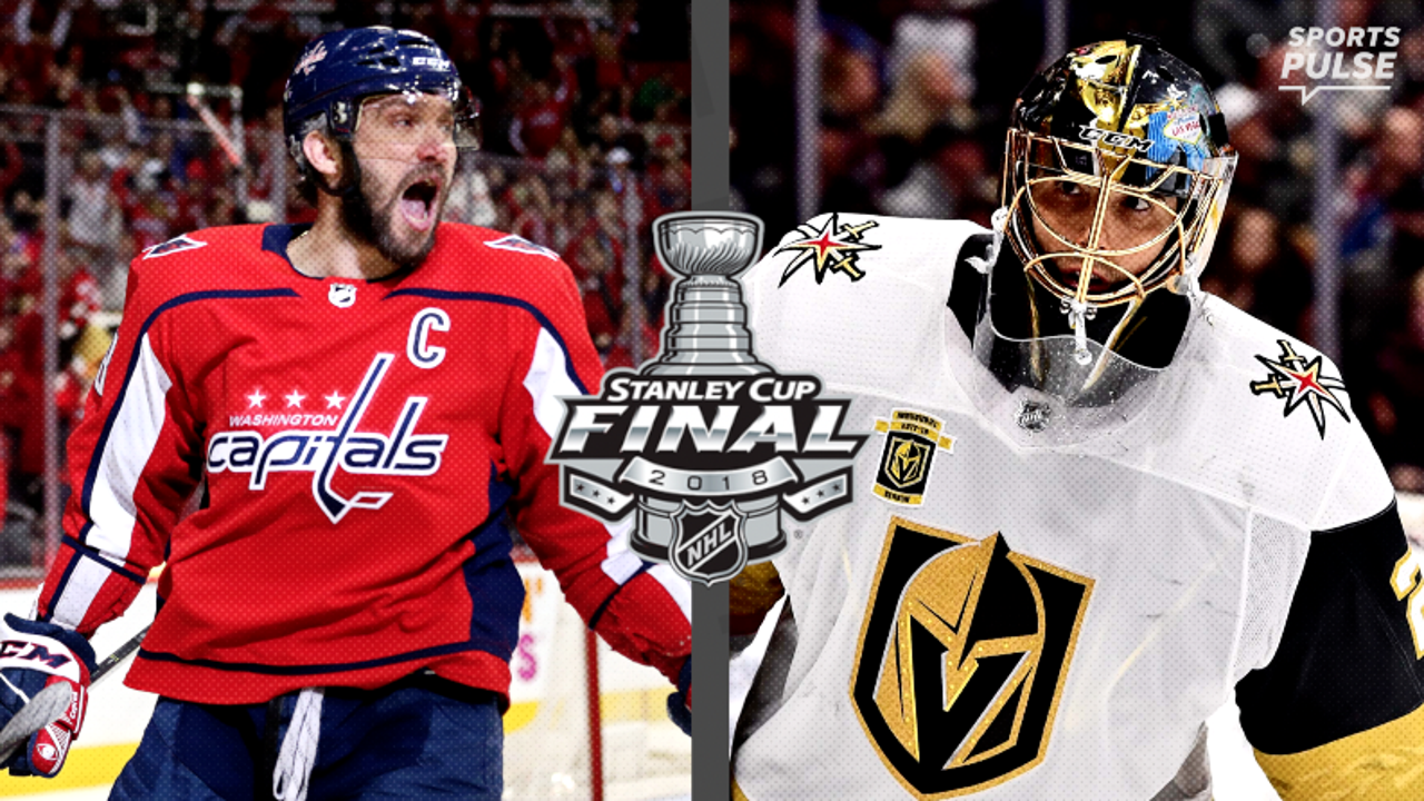 on sale 5f951 76d15 Golden Knights, Capitals ready to put on a show in Stanley Cup