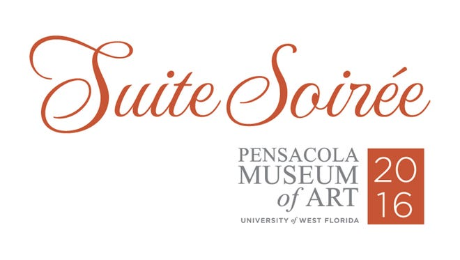Logo of the Suite Soiree event.