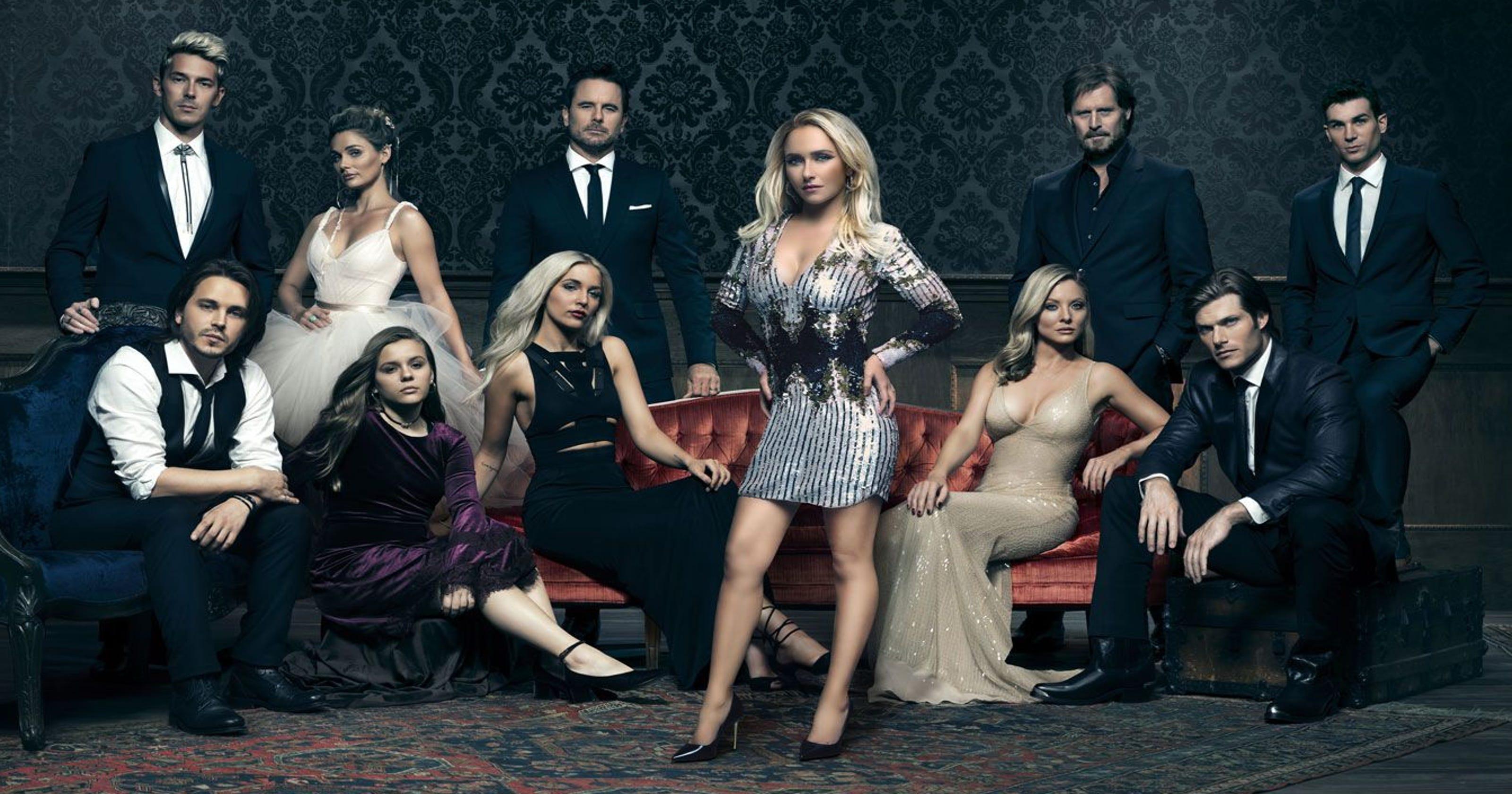 Nashville tv show actors dating in. rubidium strontium dating limitations of qualitative research.