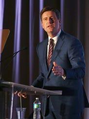 Phoenix Mayor Greg Stanton.