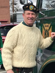 John Murphy is the 2018 Morristown St. Patrick's Parade