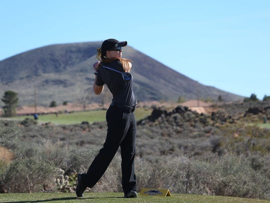 Desert Hills' Tori Thomas is keeping the family tradition