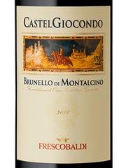 The Marchesi dé Frescobaldi 2009 Castelgiocondo Brunello di Montalcino is from the Tuscany region of central Italy.